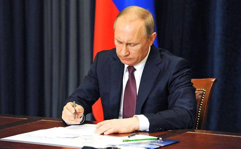 Владимир Путин помиловал фигуранта дела о взрыве на шахте «Ульяновская»