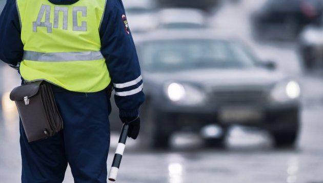 В Прокопьевске отстранено от управления более 50 водителей за одно из самых грубых нарушений ПДД
