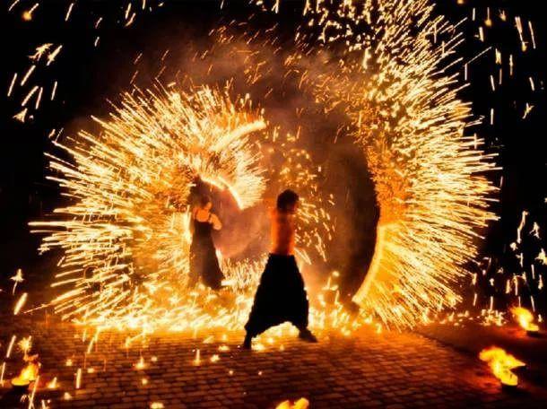 В Прокопьевске состоится феерическое огненное шоу