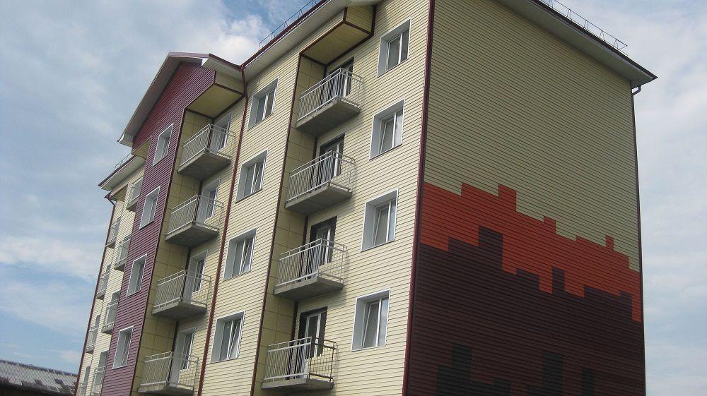 Прокопьевские семьи получили ключи от квартир в новостройке