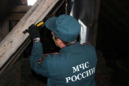 В Кузбассе правоохранители устанавливают причины трагического пожара