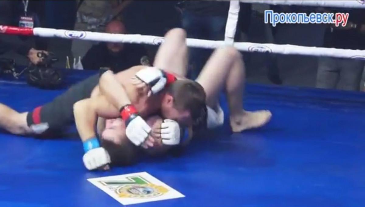 В Прокопьевске состоялся Международный профессиональный турнир единоборств: как это было (видео)