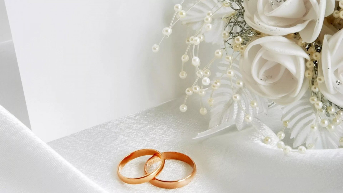 Торжественные свадебные поздравления