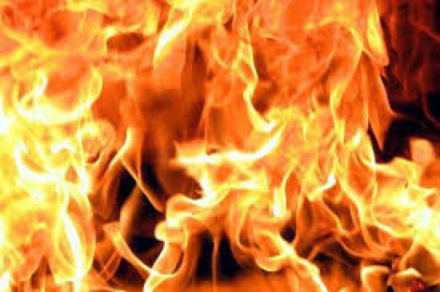 В Киселевске при пожаре погибли двое взрослых и ребенок