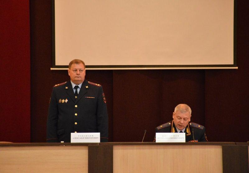 В Кузбассе новый начальник полиции