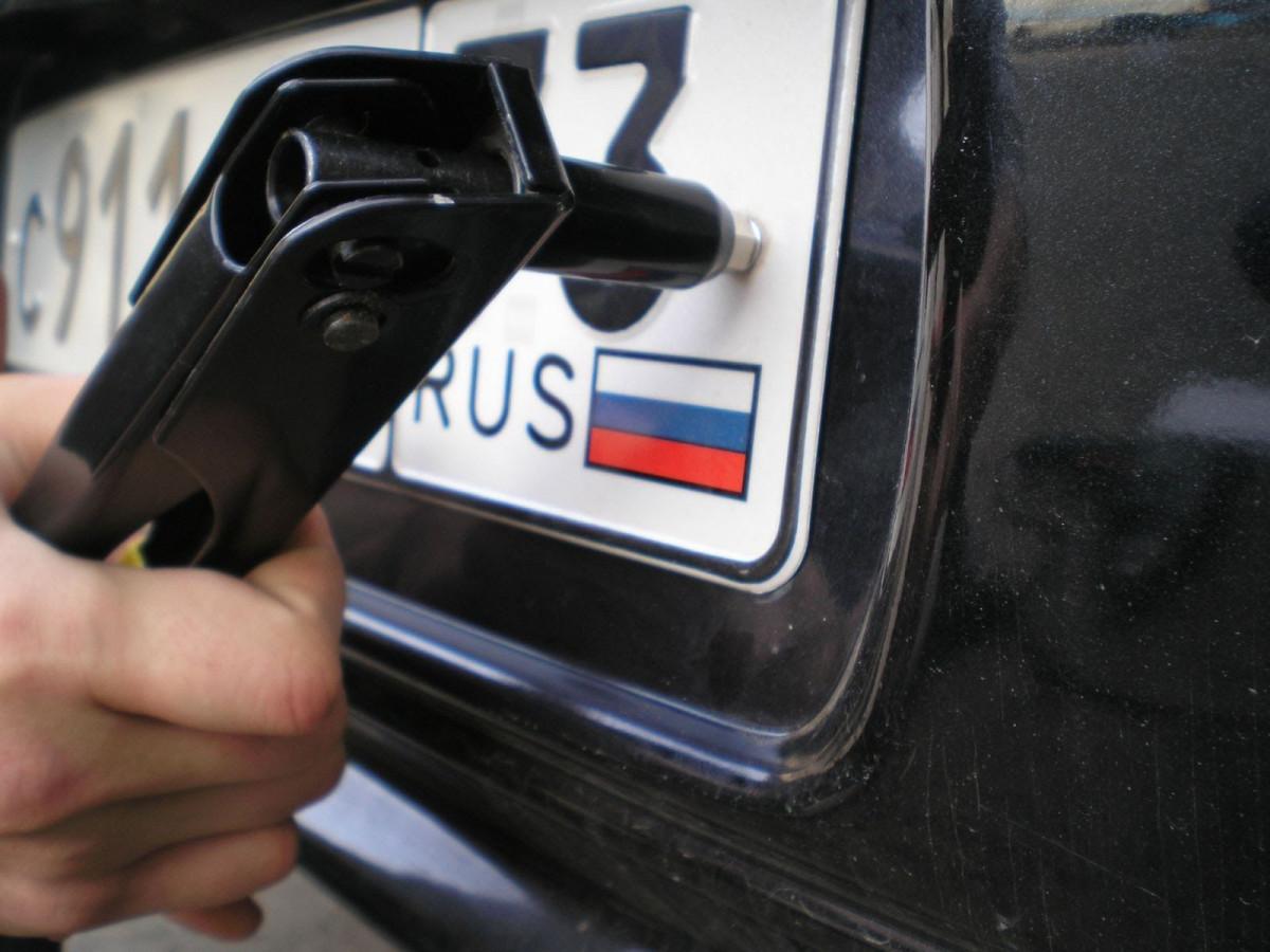Новые автомобильные номера могут появиться в России