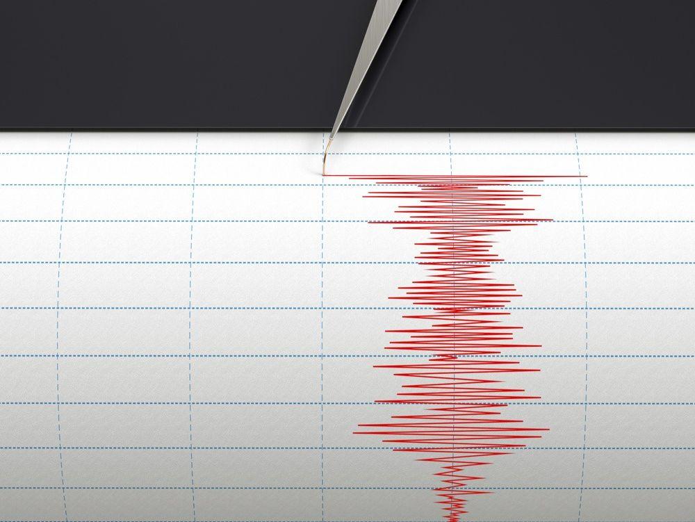 В Кузбассе зарегистрировано землетрясение