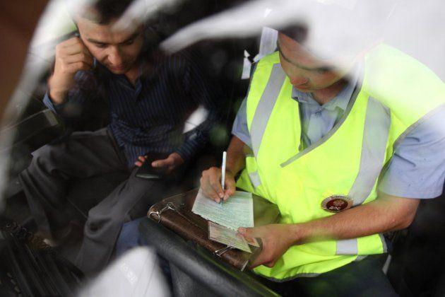 В Прокопьевске народный репортер помог привлечь к ответственности водителя, нарушившего ПДД