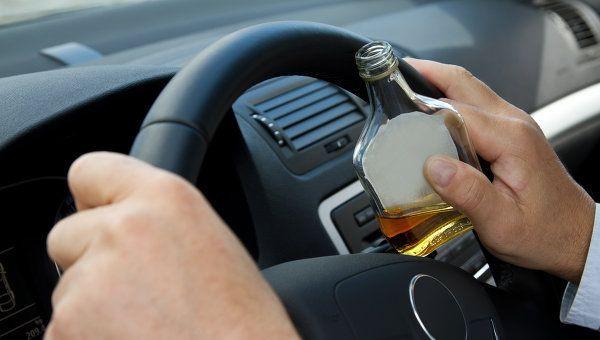 В России могут начать забирать автомобили у пьяных водителей