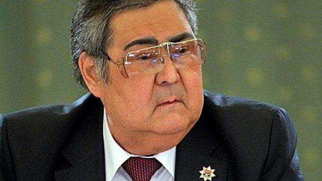 В АКО рассказали о состоянии губернатора Амана Тулеева