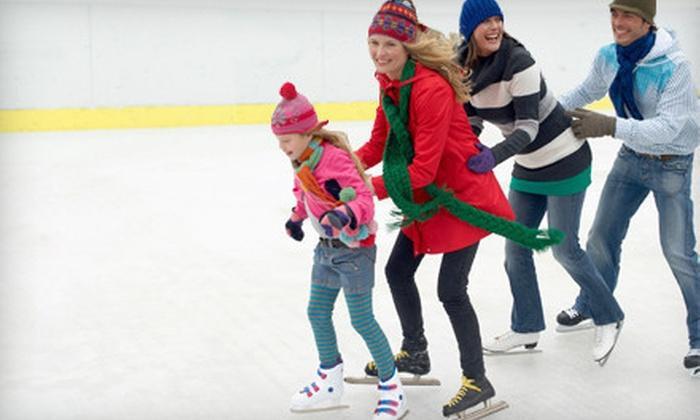 Прокопьевск открывает сезон массового катания на коньках