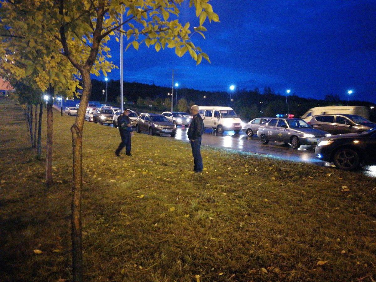 """Жесткое ДТП произошло в Прокопьевске: водитель сбил пешеходов на """"зебре"""""""