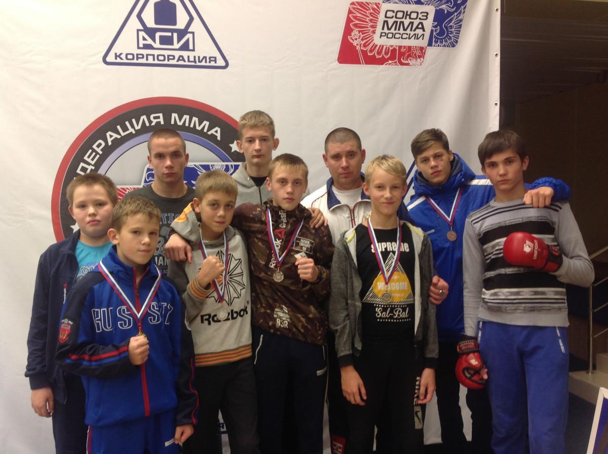 Прокопьевские спортсмены пополнили копилку наград