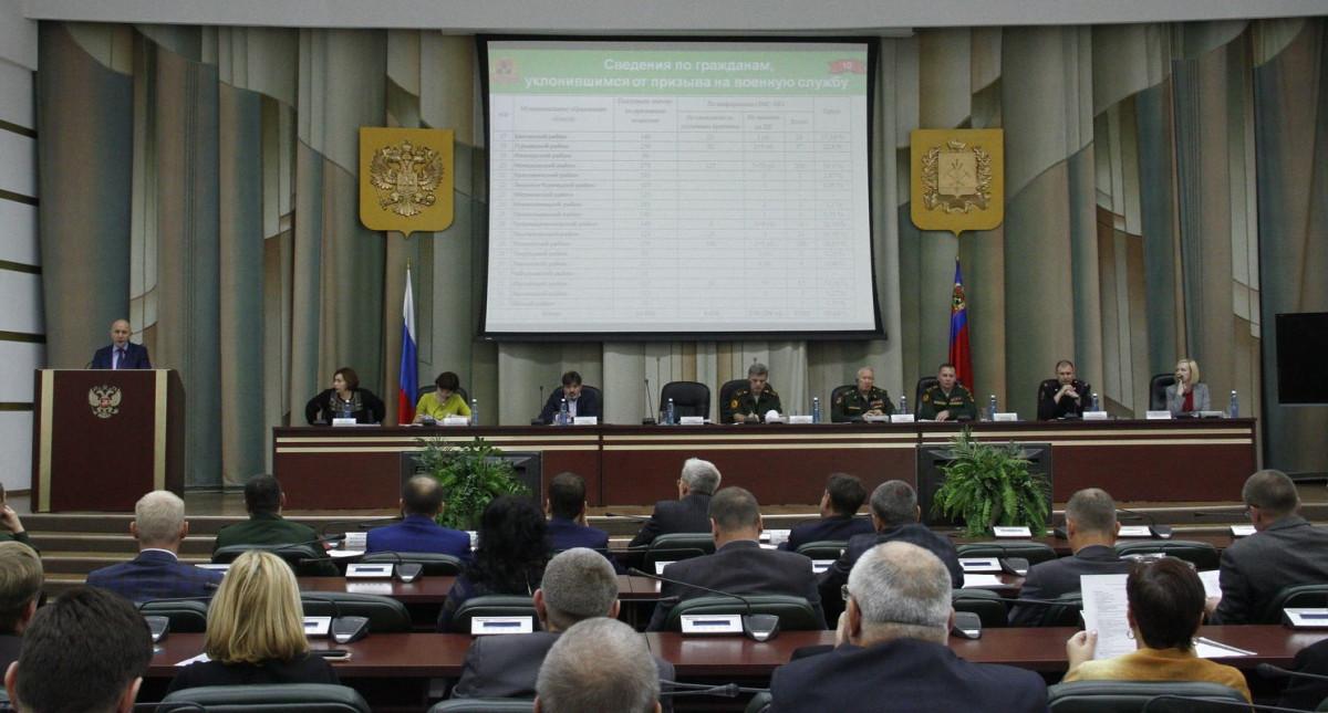 Кузбасс осенью отправит в армию более 2,5 тысяч призывников