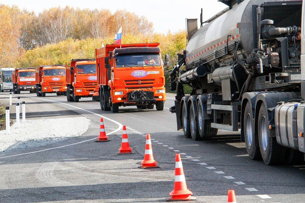 В Кузбассе после капремонта открылся участок федеральной трассы P-255 «Сибирь» - обход Кемерова