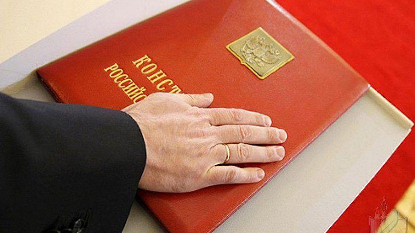 В Прокопьевском районе первый иностранец принес присягу при получении российского гражданства
