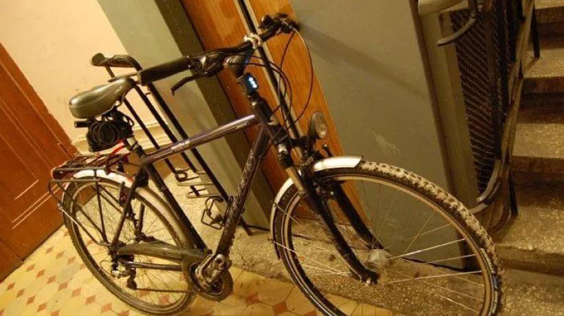 Прокопчанин украл велосипед, чтобы вернуться домой из другого города