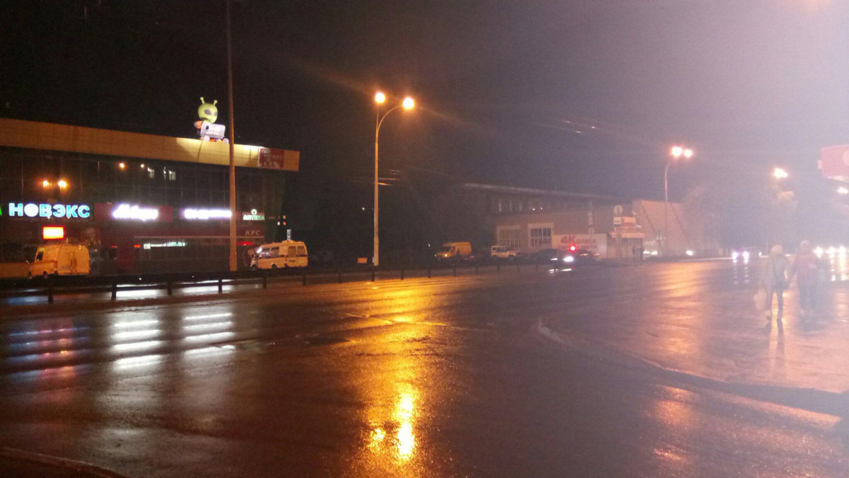 В Кузбассе эвакуировали торговый центр из-за угрозы взрыва