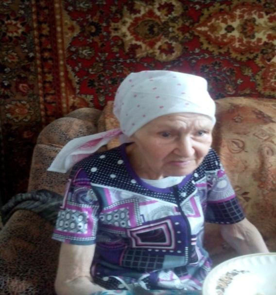 Помогите розыску! В Прокопьевске пропала без вести пенсионерка