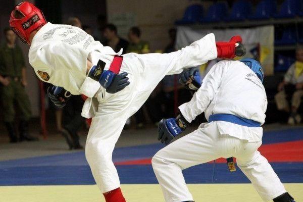 Прокопчане завоевали золотые медали на первенстве Сибири по рукопашному бою