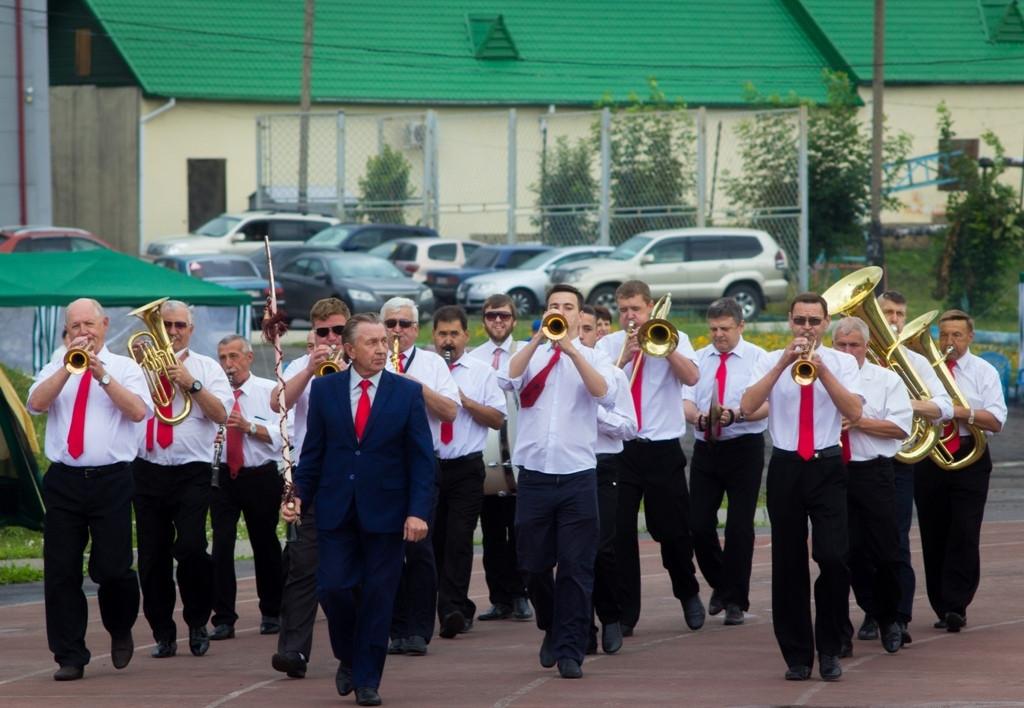 В Прокопьевске состоится юбилейный концерт оркестра духовой, эстрадной и джазовой музыки