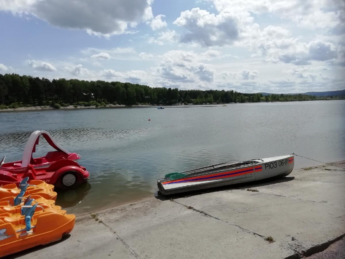 Более 20 мест отдыха у воды и пляжей открыто в Кузбассе