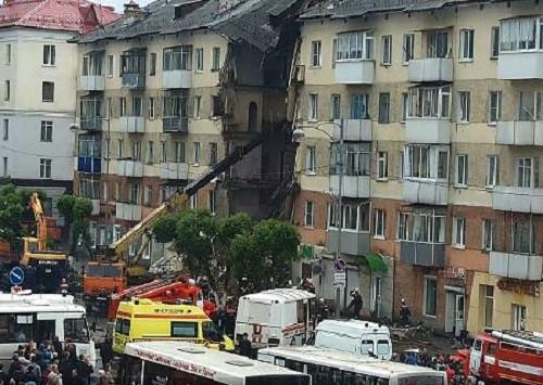 Суд вынес приговор по делу об обрушении жилого дома в Междуреченске