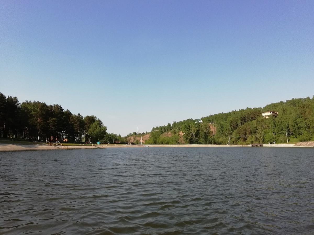 Роспотребназор о качестве воды в пруду Зенковского парка