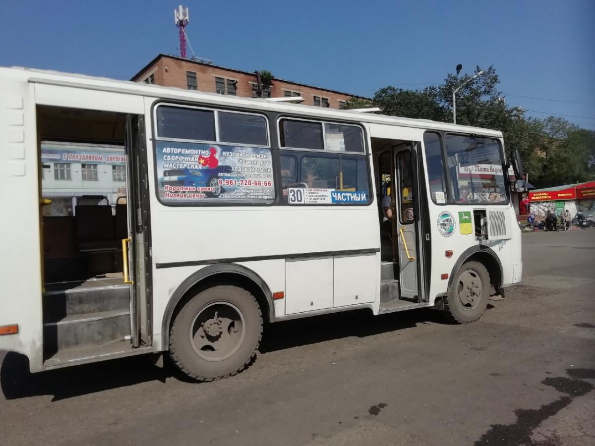 В Прокопьевске у автобусов №№ 18, 30 и 32 временно изменятся маршруты