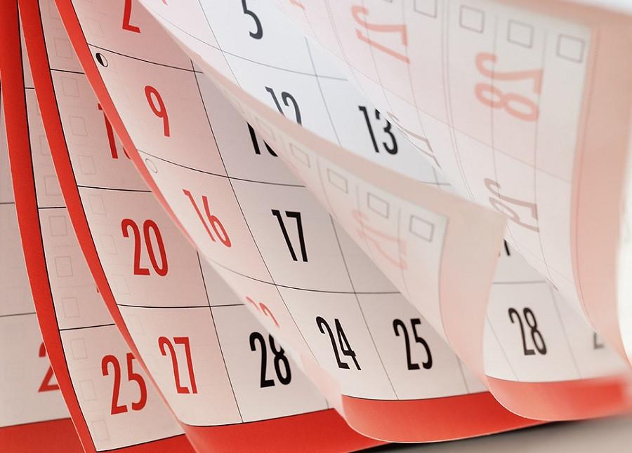 Утвержден календарь праздничных выходных на 2020 год