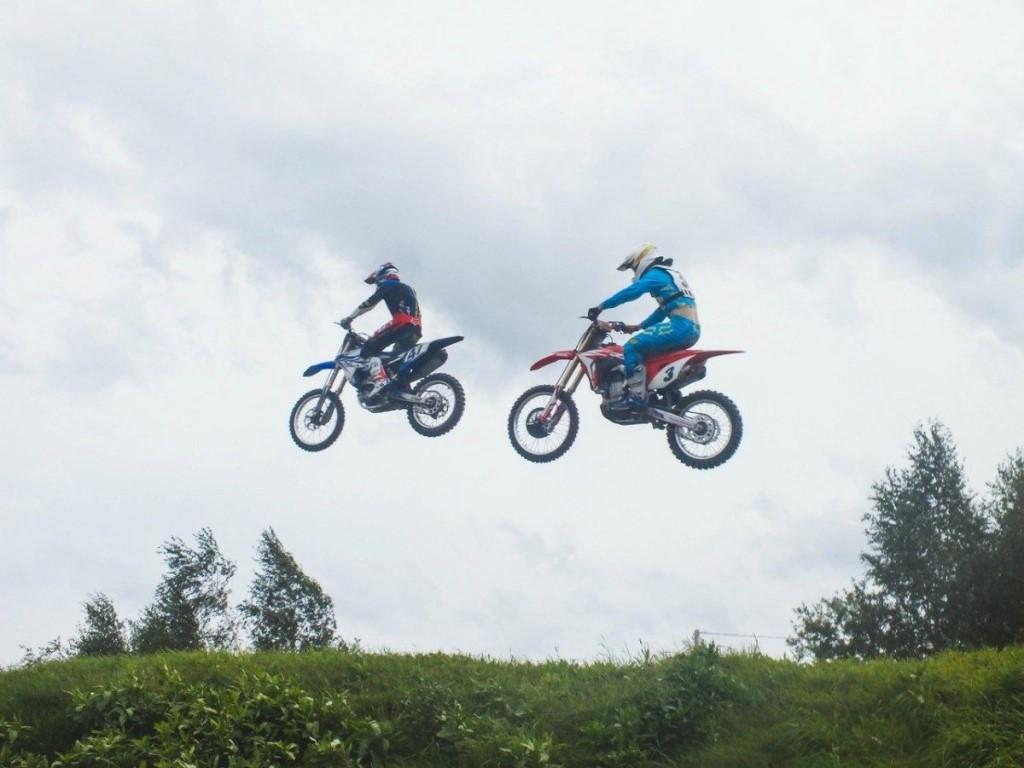 Прокопчане вошли в число призеров и победителей чемпионата Кузбасса по мотоциклетному спорту
