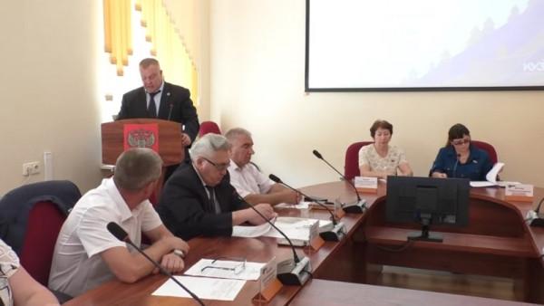 В городе Кузбасса избран новый глава