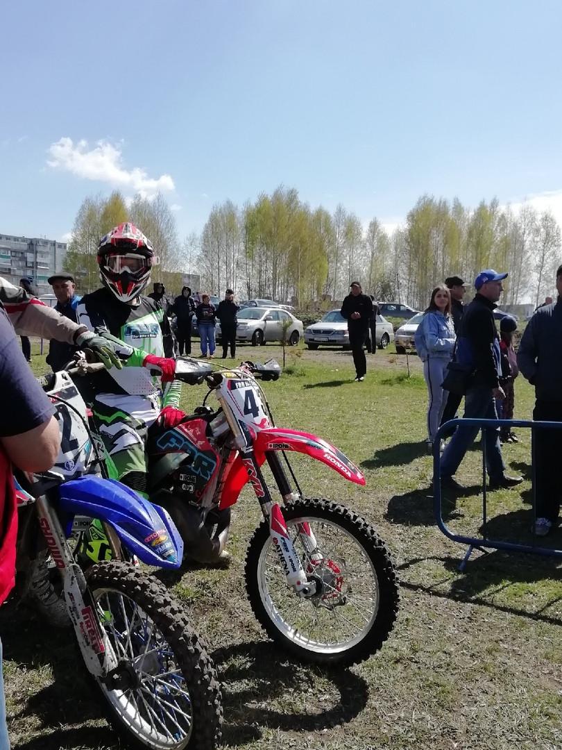 Когда в Прокопьевске пройдут Всероссийские соревнования по мотоспорту