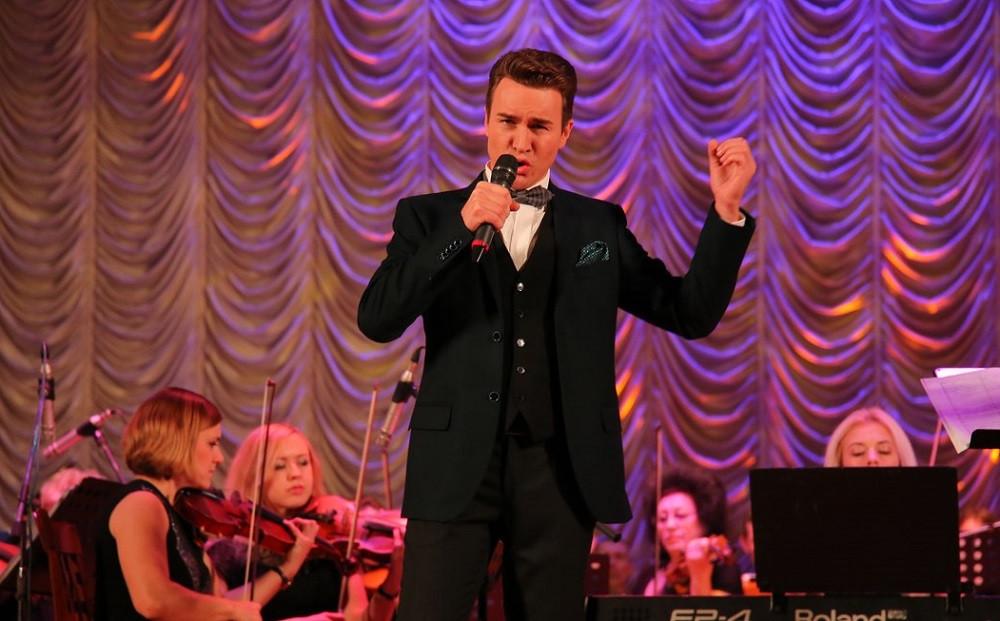 В Прокопьевске даст концерт обладатель Золотой медали Международного конкурса вокалистов
