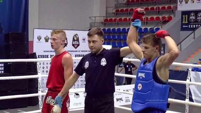 Тайбоксеры Прокопьевска успешно выступили на Всероссийских соревнованиях