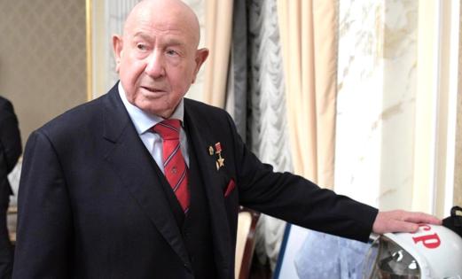 Умер наш земляк, легендарный космонавт Алексей Леонов
