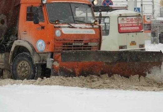 В Кузбассе дорожники, коммунальщики и энергетики к ухудшению погоды готовы