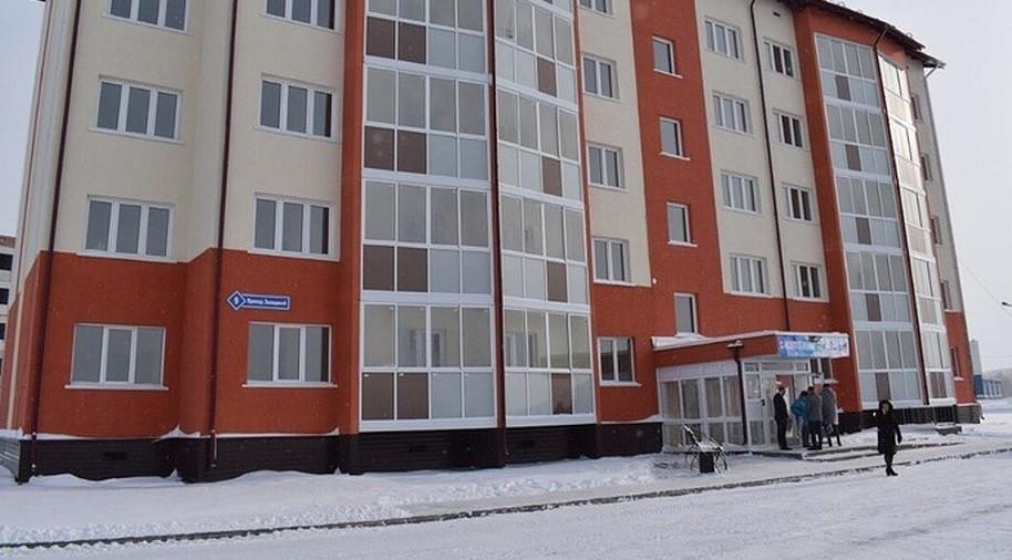 Жителей Киселевска начали переселять в экологически чистый район
