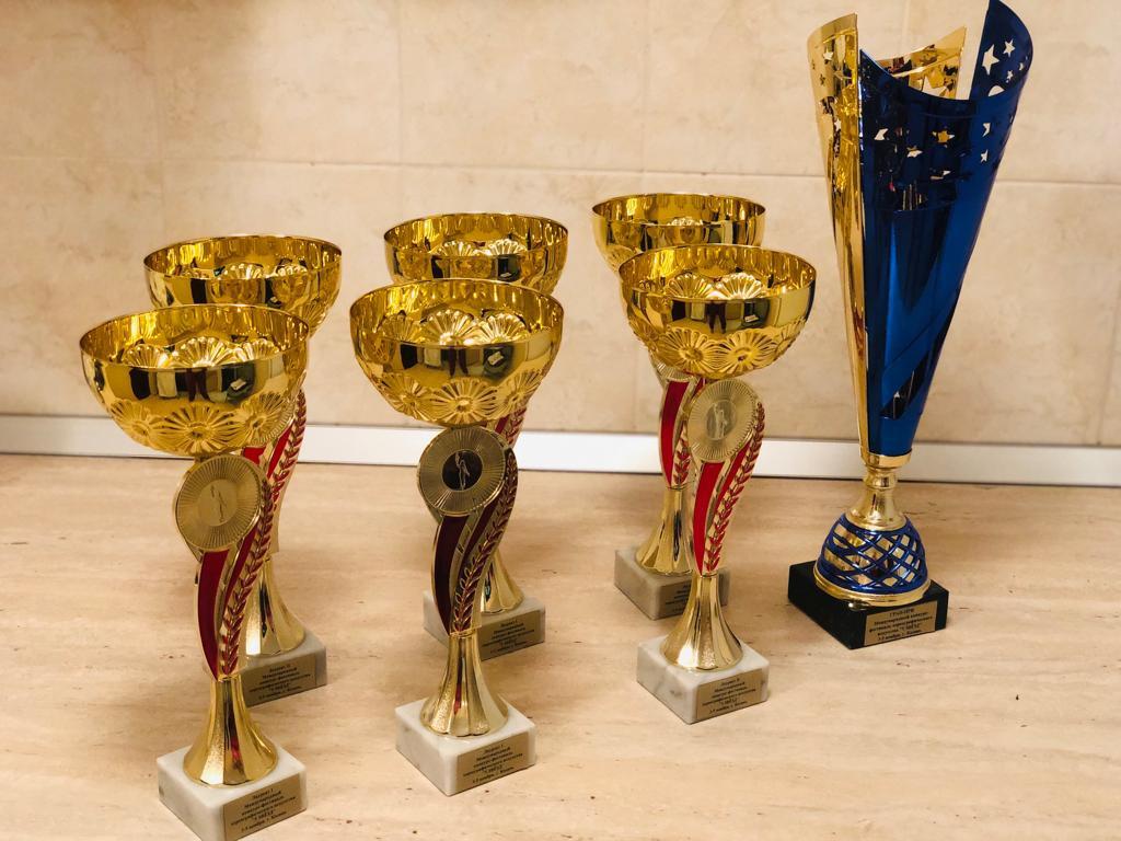 Прокопчане получили Гран-при Всероссийского хореографического конкурса