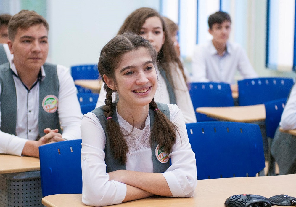 Владимир Путин ответил на вопрос школьницы из Кузбасса