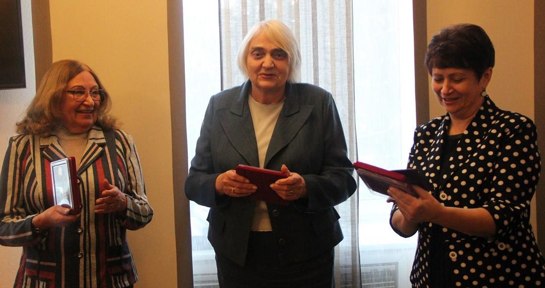 Прокопчанин награжден знаком отличия «Почетный наставник Кузбасса»