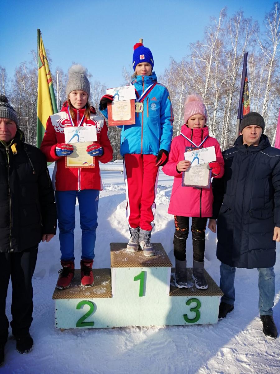 В Прокопьевске состоялись областные соревнования лыжников