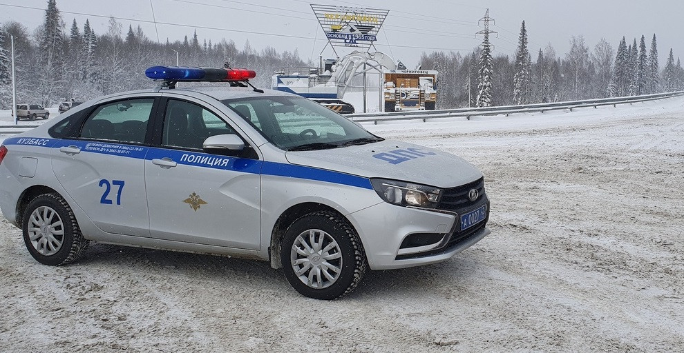 ГИБДД Кузбасса призывает автолюбителей отказаться от дальних поездок