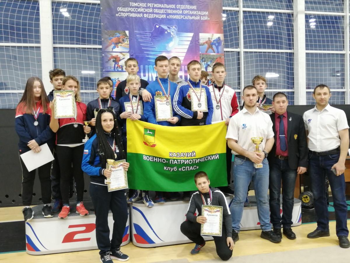 Универсальные бойцы Кузбасса признаны лучшими на Всероссийских соревнованиях