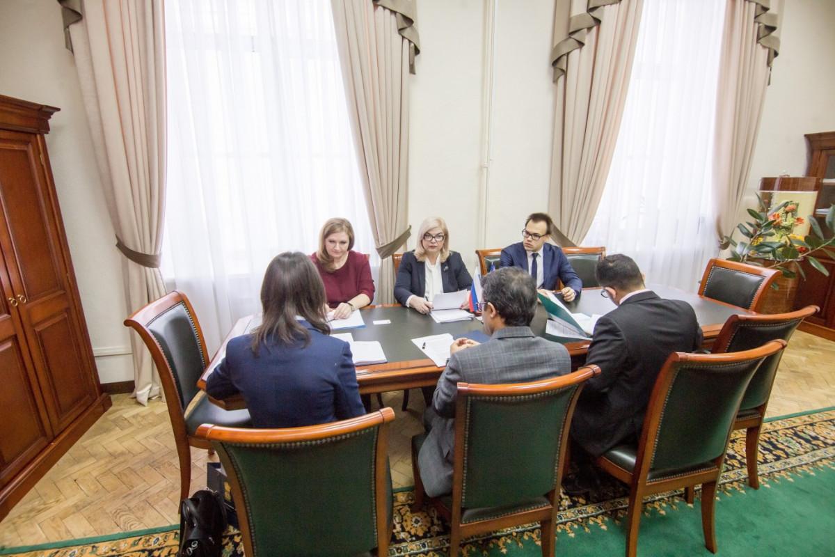 В Кузбассе гостит делегация посольства Индии