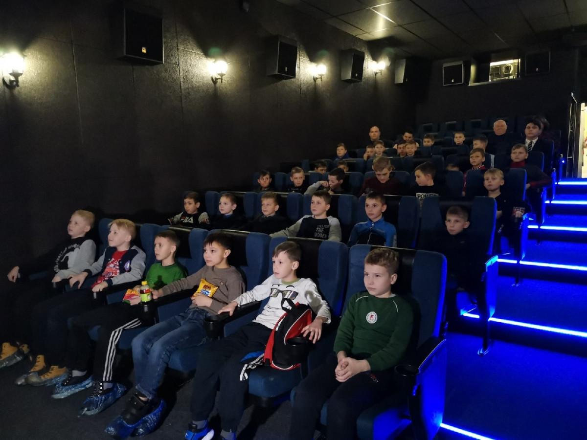 В Прокопьевске торжественно открыли новый кинозал