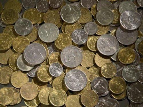 Жители Кузбасса вернули в денежное обращение почти 800 тыс рублей мелочью