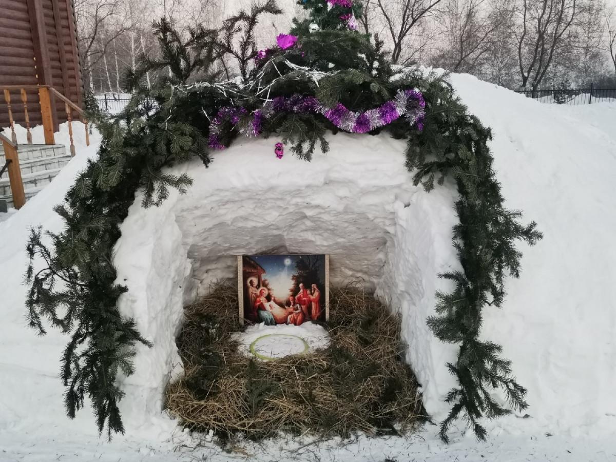 В Прокопьевске пройдут Рождественские богослужения