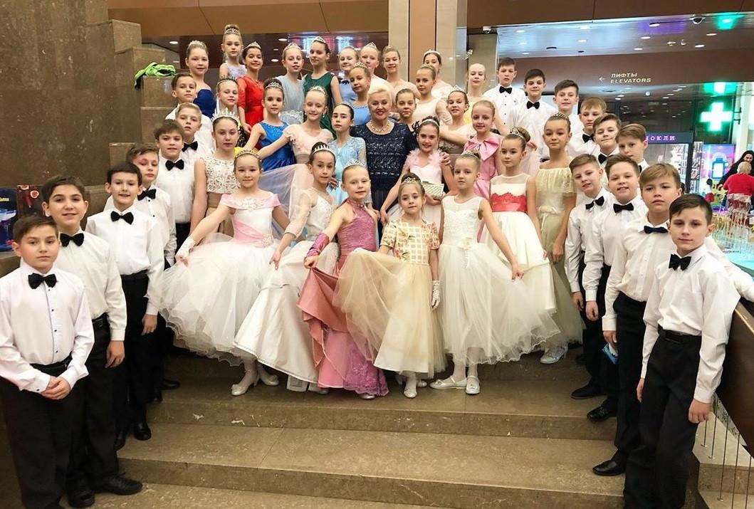 Ансамбль народного танца Прокопьевска завоевал 3 гран-при на международном фестивале-конкурсе