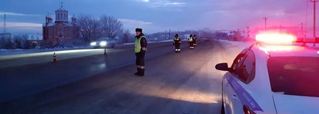 В Кузбассе за праздничные дни отстранены от управления около 300 нетрезвых водителей